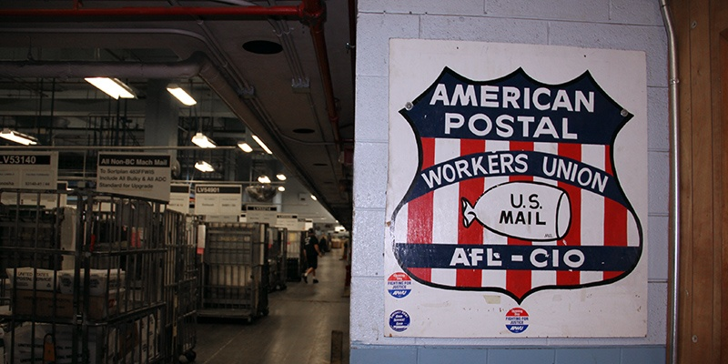 Apwu And Usps Resolve Line H Disptue American Postal Workers