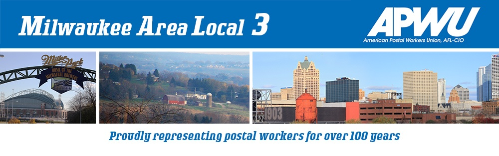 Resources American Postal Workers Milwaukee Area Local 3