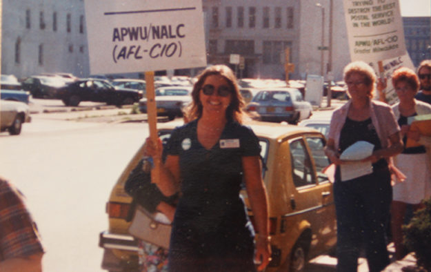 History american postal workers milwaukee area local 3 for Milwaukee motor vehicle department